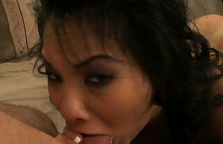 Smoking Hot Asian Pornstar Asa Akira 4k Hardcore Carnal knowledge