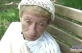 Old Young Porn Teen Gold Digger Anal Sexual relations With Wrinkled Old Man Doggystyle