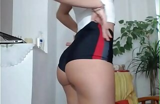 Perfect Teen With a Very Hot Ass