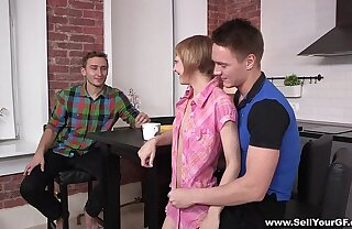 Fool around Your GF - Petite gal Aon Flux loves stranger teen-porn load of shit