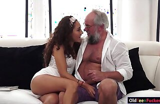 Latin Melody Petite crave be proper of an old weasel words in mouth and pussy